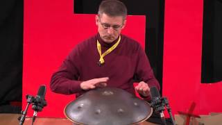 Hang drum solo | Harry Meschke | TEDxTUHH