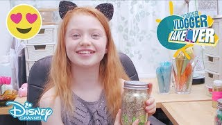 Vlogger Takeover | How to Make Ruby's Secrets Jar! | Disney Channel UK