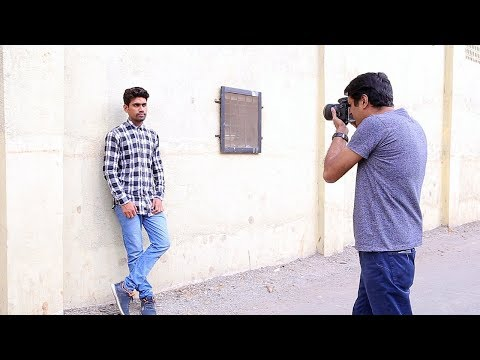 Using background in creative way on outdoor photography thumbnail