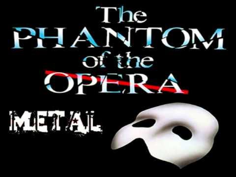 phantom of the opera epic metal instrumental youtube. Black Bedroom Furniture Sets. Home Design Ideas