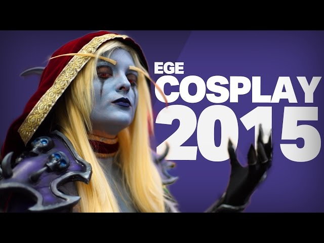 Cosplay | EGE 2015 Cape Town