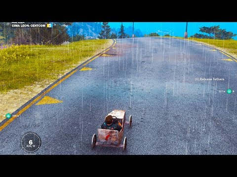 The Karma Cart! (When Idiots Play Games #57)