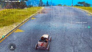 the karma cart when idiots play games 56