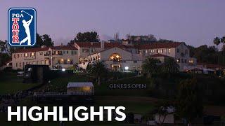 Highlights | Round 3 | Genesis Open 2019