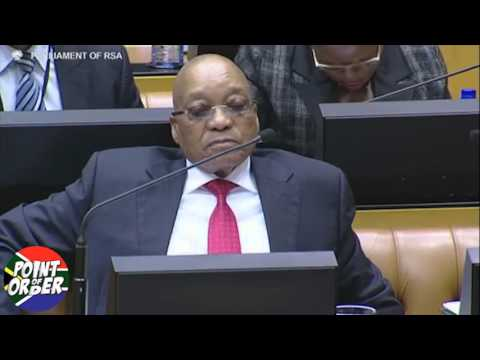 ZUMA the benefactor of arms deal