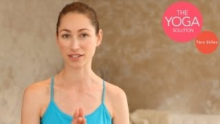 Intermediate Yoga Breakdown With Tara Stiles
