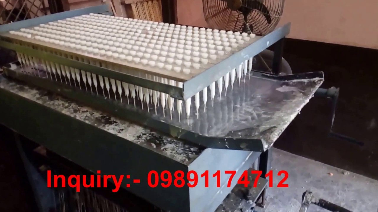 Automatic Indian Wax Candle Making Machine Ask Price