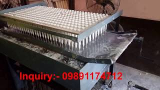 Automatic Indian wax, Candle Making Machine/ Ask Price - 09716616630  New Delhi