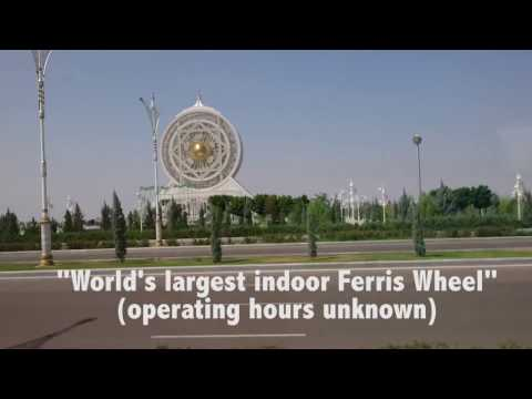 Welcome to Crazy Land: Turkmenistan, Ashgabat & the Yyldyz Hotel