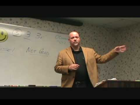 DUI Defense in GA: Part 1 of lawyer's lecture about DUI's & officer training in GA.