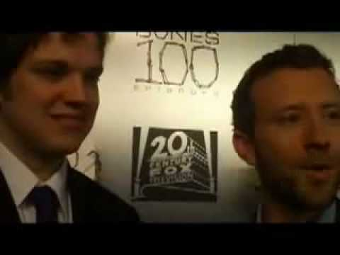TJ Thyne, Eric Millegan on Bones 100th episode