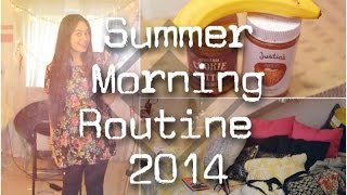Summer Morning Routine 2014 [HD] Thumbnail