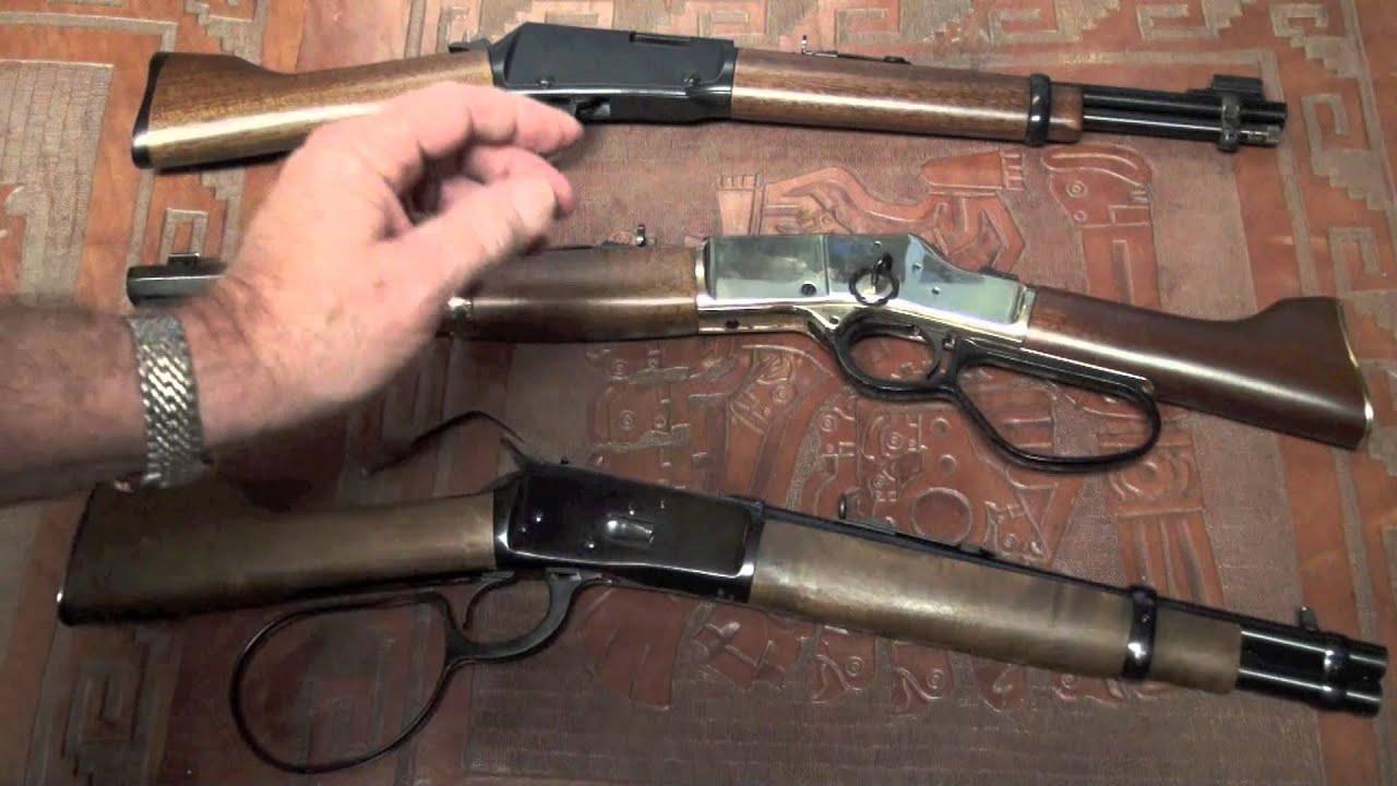 Rossi Ranch Hand vs Henry Mare's Leg Pistols