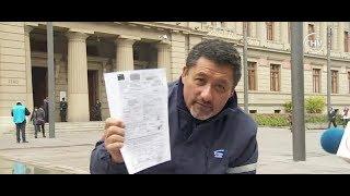 Trabajadores denuncian largas esperas por el pago de licencias médicas - CHV Noticias