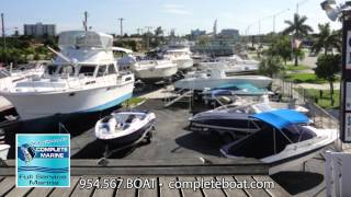 Complete Marine | Marinas in Pompano Beach