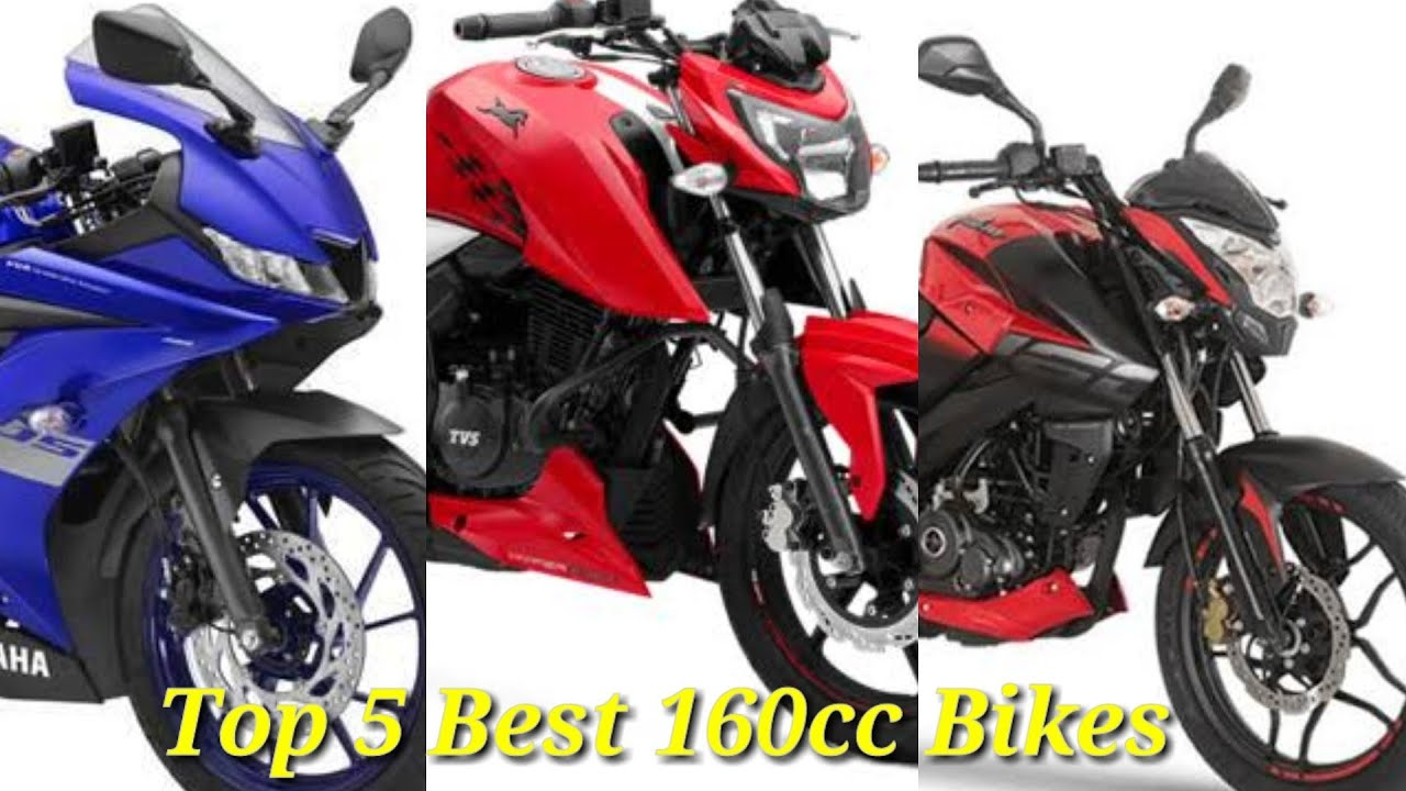 Top 5 Best 160cc Sports Bikes In India 2020 Under 1 Lakhs To 1 80