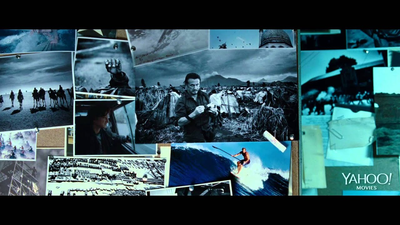 The Secret Life Of Walter Mitty Hd Trailer Youtube