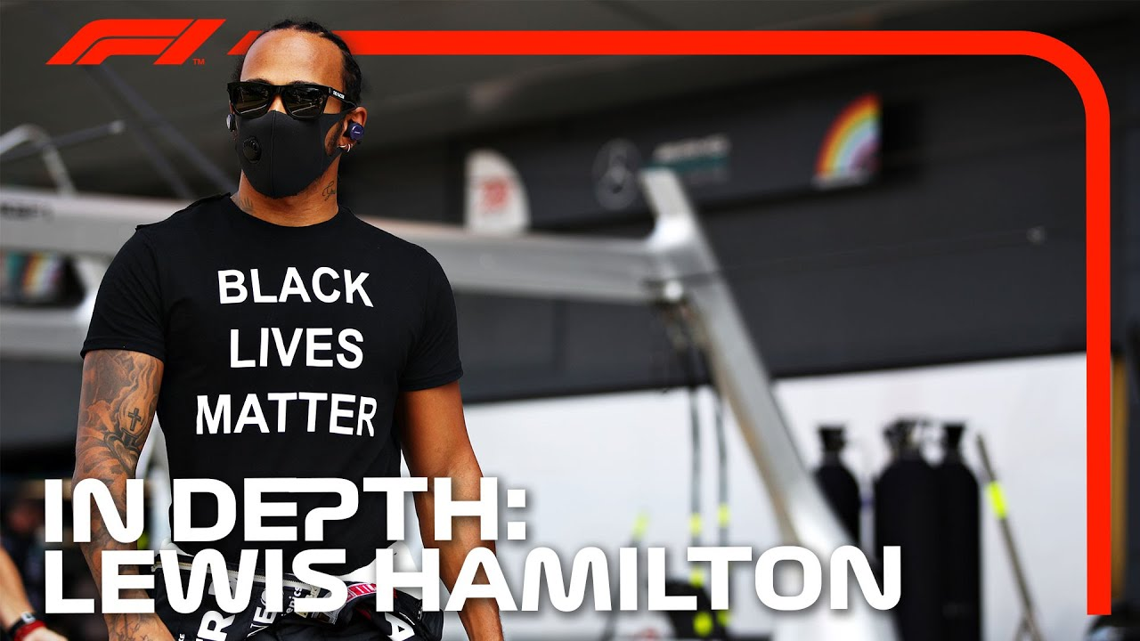 "Lewis Hamilton Interview: ""Our Voices Are Impactful"""