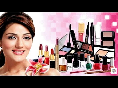 beauty parlour flex design  How to Make Beauty parlor Flex Adds in Urdu