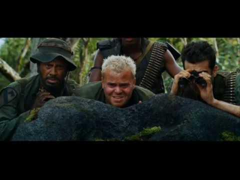 Tropic Thunder Ben Stiller, Cast Commentary 2