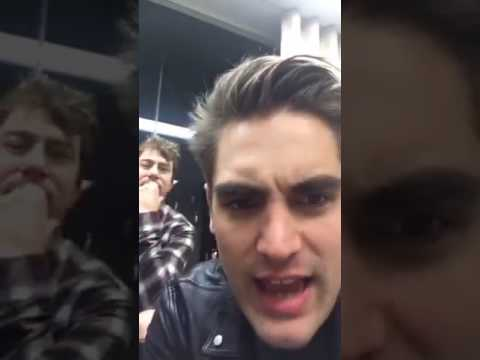 Busted - Facebook Live (November 23, 2016)