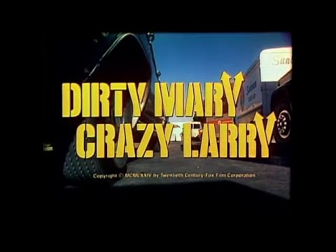 Dirty Mary Crazy Larry (1974) - Movie Trailer
