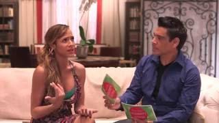 Dania Ramirez Movie and Accent Coaching