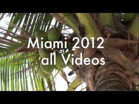 Miami Hinflug + Preview auf Highlights!