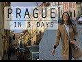 TRAVEL VLOG | PRAGUE 2018