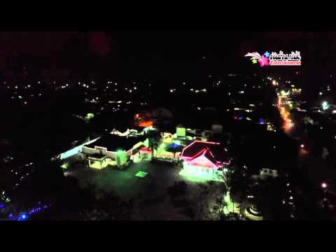 Bireuen In The Night - Visit Bireuen Year 2018 - Kota Juang Bireuen di malam hari