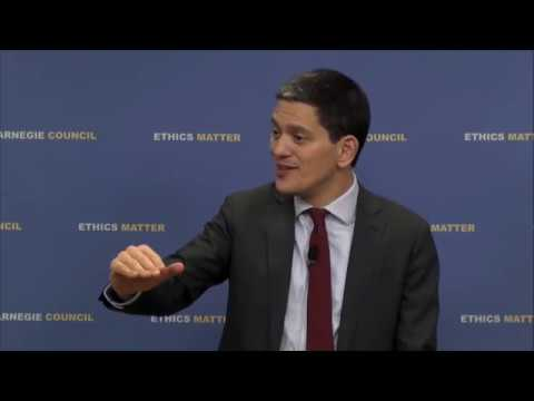 David Miliband: Rescue: Refugees and the Political Crisis of Our Time