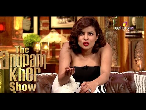 Priyanka Chopra - The Anupam Kher Show Season 2 - 2nd August 2015