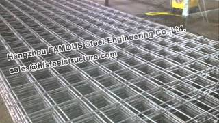 AS/NZS-4671 Concrete Steel Reinforcing Mesh Build Industrial Shed Slabs