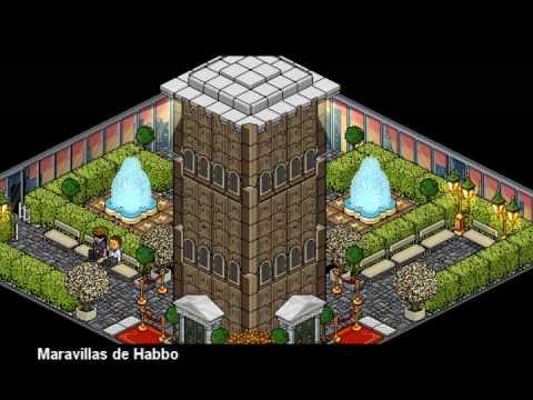 Maravillas de habbo demoncrazy youtube for Sala maravillas