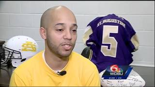 Purple Knights represent St. Augustine in search for top spot at Super Bowl
