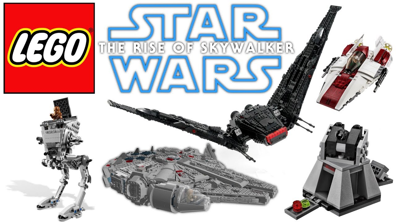 Lego Star Wars Episode 9 The Rise Of Skywalker Set List New Rumors Youtube