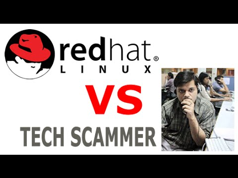 TECH SCAMMER tries to Remote assist ... Linux? PRANK CALL!