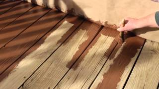 How To Resurface A Wood Deck With Olympic® Rescue It!™