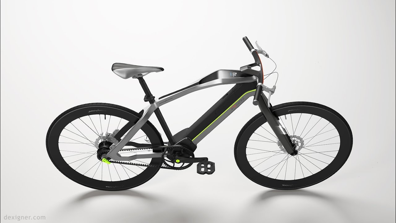 Pininfarina Evoluzione E Bike Concept
