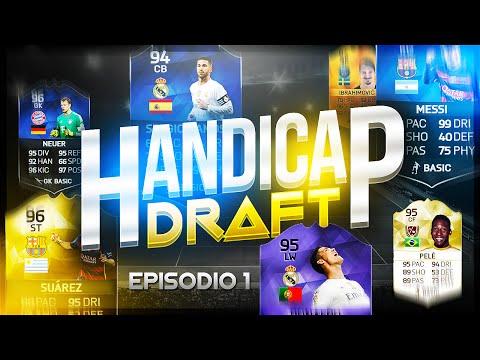 HÁNDICAP FUT DRAFT | EP.1 | LA MEDIA MÁS ALTA | FIFA 16 | DjMaRiiO