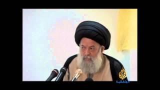 محرك السكون / السيد محمد حسين فضل الله - قناة الجزيرة الوثائقية