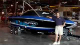 Rick Tinker of Supra Boats