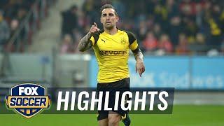 Paco Alcacer puts Dortmund ahead vs. Werder Bremen | 2018-19 Bundesliga Highlights