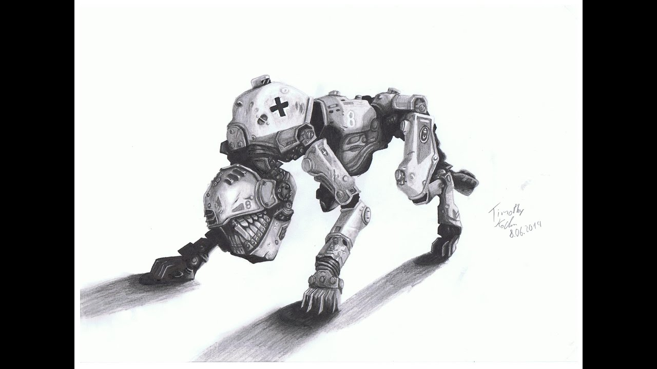 Wolfenstein  Robot Dog Not Panzerhund