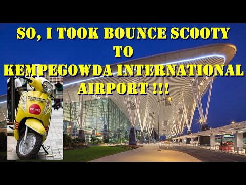 Most ECONOMICAL Way To Reach Bengaluru Airport ??? | Neo Motovlogger | MotoVlogs