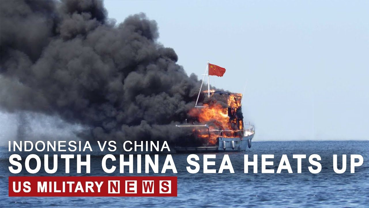 South China Sea Heats Up (September 15, 2020) CHINA VS INDONESIA near Natuna Islands
