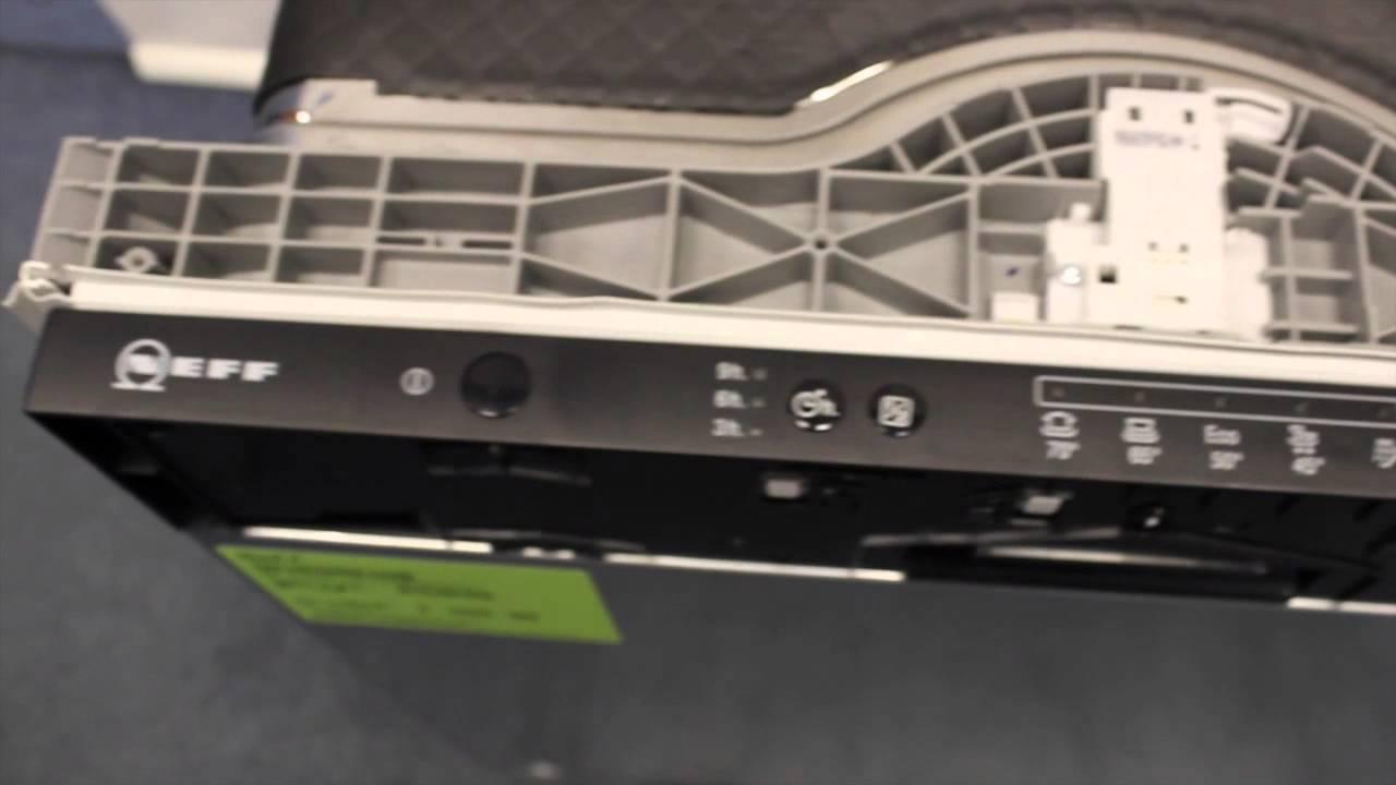 a graded video of a neff fully integrated dishwasher model rh youtube com neff s51l43x0gb integrated dishwasher manual neff fully integrated dishwasher manual