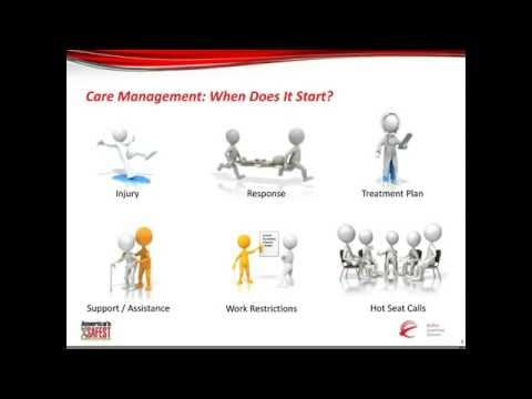EHS Webinar - Injury Incident Investigation and Care Management Life Cycle