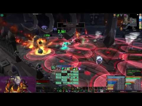WoD Beta Mythic Iron Maidens Test: Mistweaver Monk