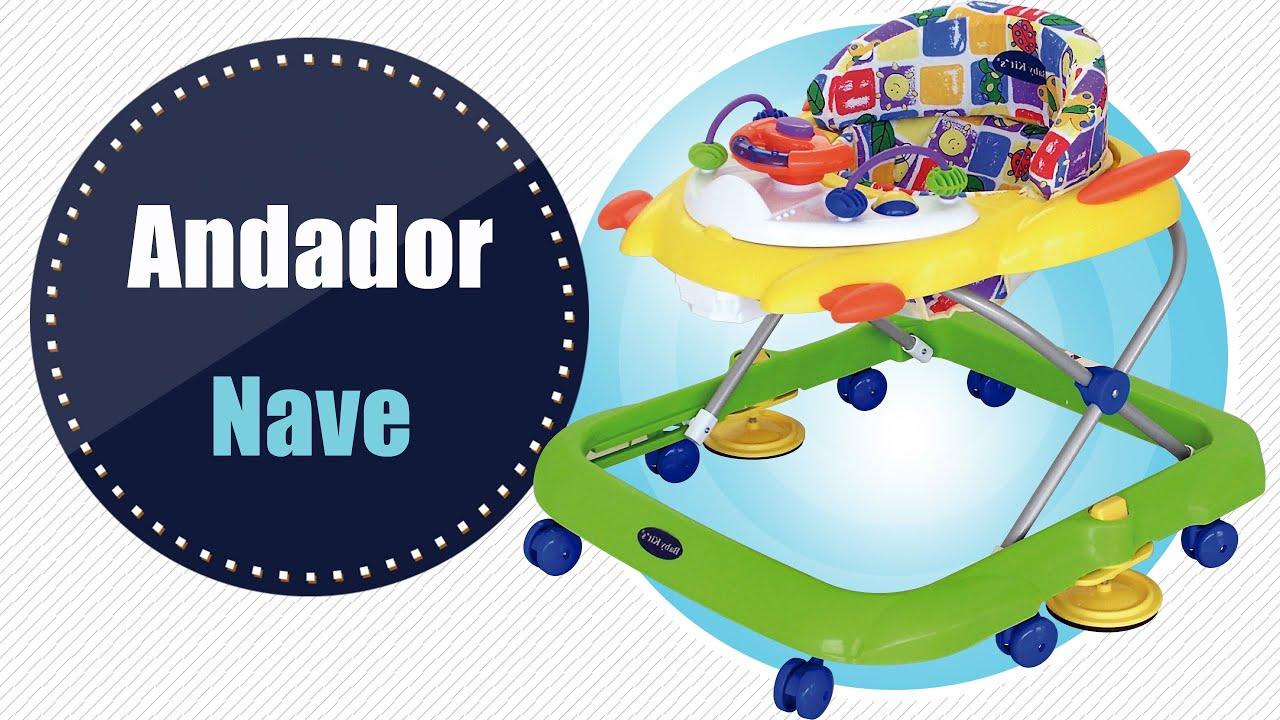 66e0ca407 Baby Kits - Andador Ballenita Rosa y Lila